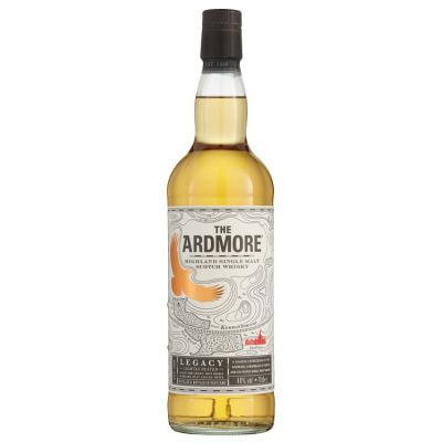 The Ardmore Legacy Highland Single Malt Whisky 70 cl