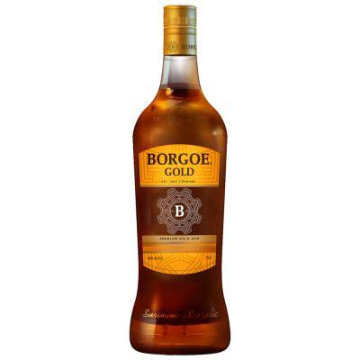 Borgoe Gold Premium Gold Rum 70 cl