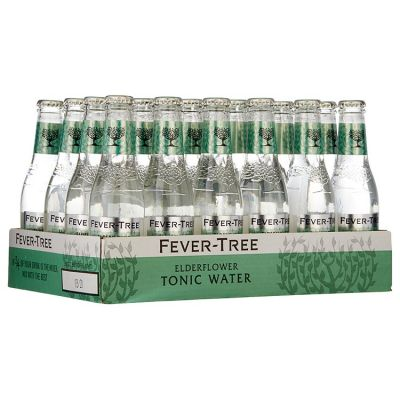 Fever-Tree  Elderflower Tonic 24 x 20 cl