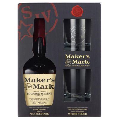 Maker's Mark Bourbon Geschenkverpakking 70 cl