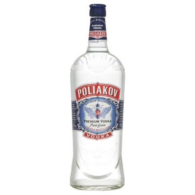 Poliakov Vodka 150 cl