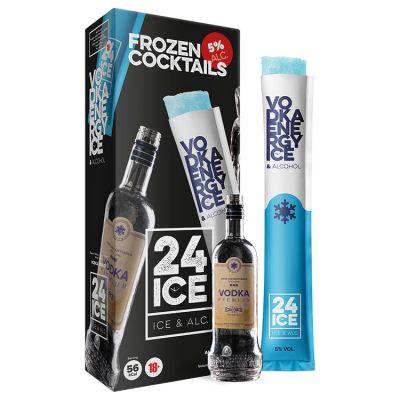 24 ICE Vodka Energy 5*65ml