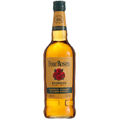 Four Roses Bourbon Whiskey 70 cl