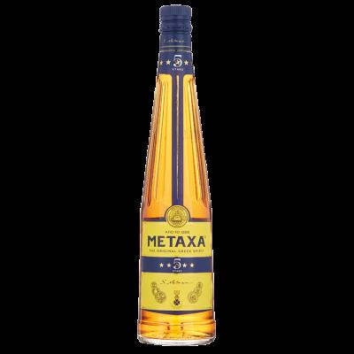 Metaxa Brandy ***** 70 cl