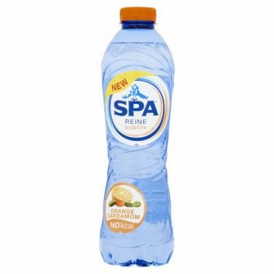 Spa Touch of Orange-Cardamom 100 cl