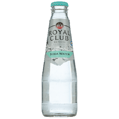 Royal Club Sodawater 20 cl