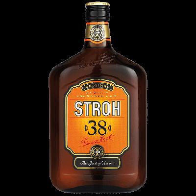 Stroh Rum 38% 70 cl