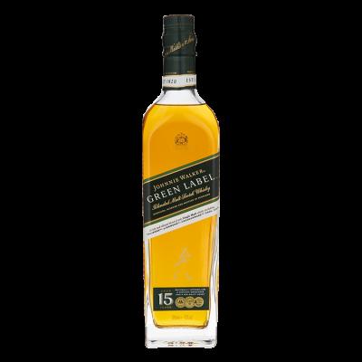 Johnnie Walker Green Label 15 Years Blended Malt Whisky 70 cl