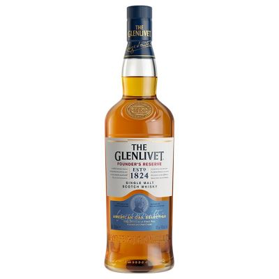 The Glenlivet Founder's Reserve Single Malt Whisky 70 cl
