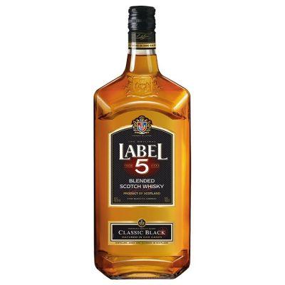 Label 5 Scotch Whisky 100 cl