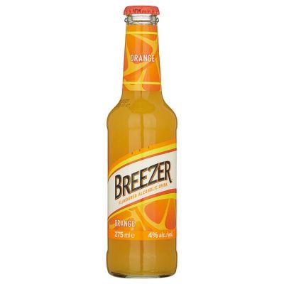 Bacardi  Breezer Orange 27,5 cl