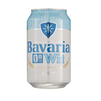 Bavaria Wit 0,0% 33 cl