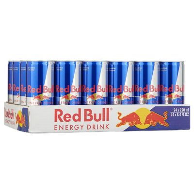 Red Bull Energy Drink Blik 24 x 25 cl