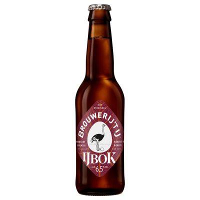 Brouwerij 't IJ Bock 33 cl