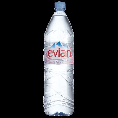 Evian Mineraalwater 150 cl
