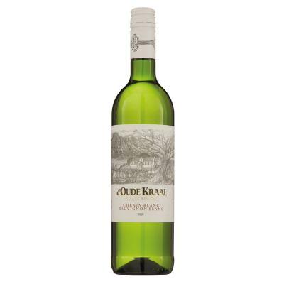 d'Oude Kraal Chenin Blanc - Sauvignon Blanc 75 cl