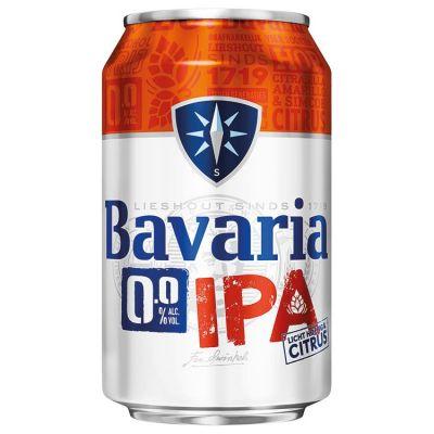 Bavaria 0,0% IPA 33 cl