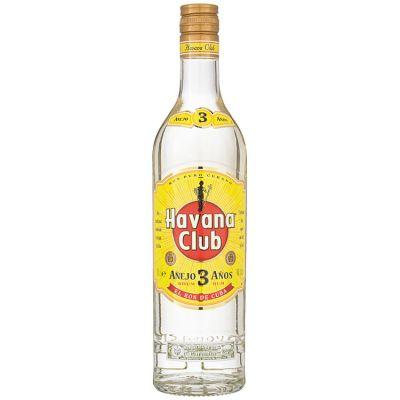 Havana Club Anejo 3 Anos 70 cl