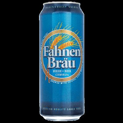 Fahnenbrau Bier 50 cl