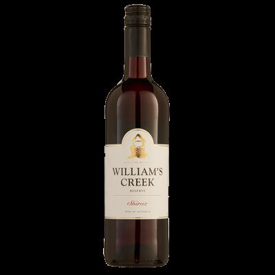 William's Creek  Shiraz Reserve 75 cl