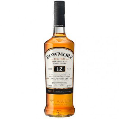 Bowmore 12 Year Old Islay Single Malt Scotch Whisky 70 cl