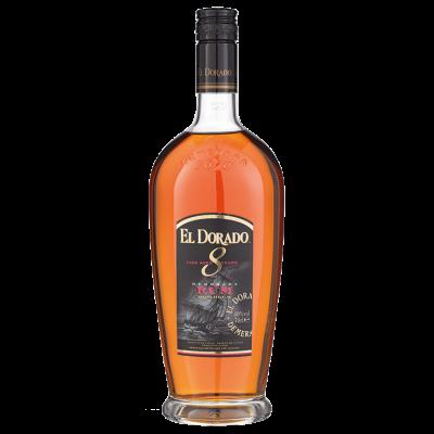 El Dorado Rum 8 Years 70 cl