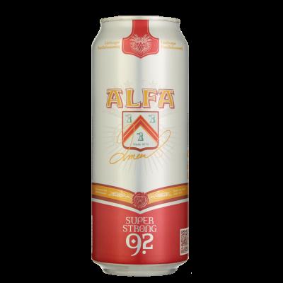 Alfa Super Strong 50 cl
