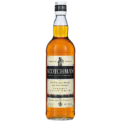 Scotchman Whisky 70 cl