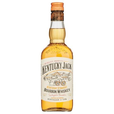 Kentucky Jack Bourbon Whiskey 70 cl