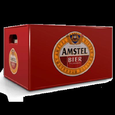 Amstel Bier 24 flesjes