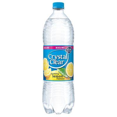 Crystal Clear Sparkling Lemon 100 cl