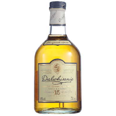 Dalwhinnie Single Malt 15 Years Whisky 70 cl