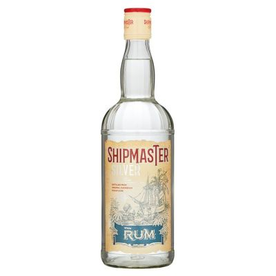 Shipmaster Rum Silver 70 cl