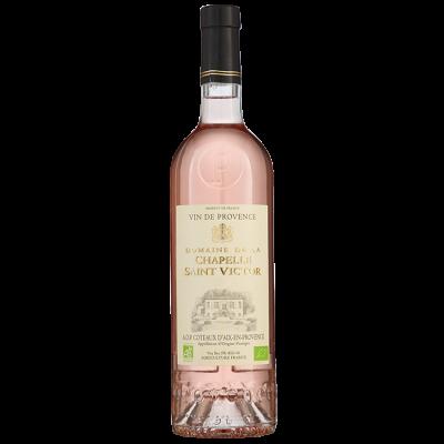 Chap. Saint Victor Provence Rosé 75 cl