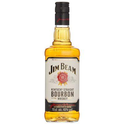 Jim Beam Bourbon Whiskey 70 cl