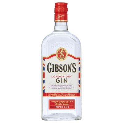 Gibson's London Dry Gin 70 cl