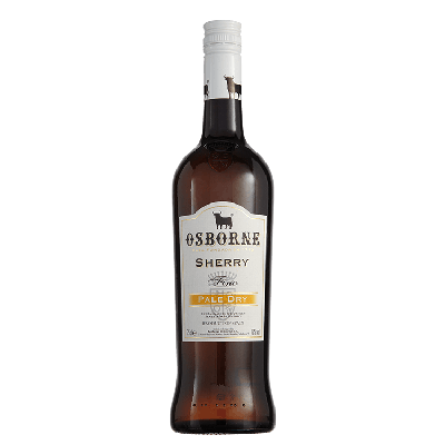 Osborne Pale Dry Sherry 75 cl