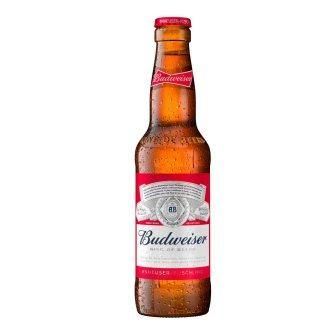 Budweiser Pils Fles 30 cl