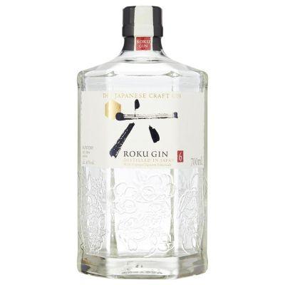 Suntory Roku Gin Japanse craft gin 70 cl