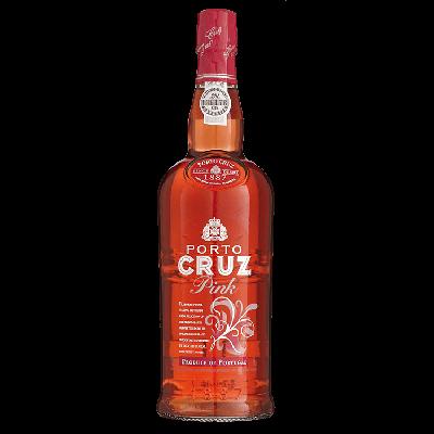 Cruz Pink Rosé Port 75 cl