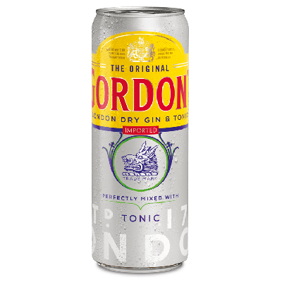 Gordon's Gin & Tonic 25 cl
