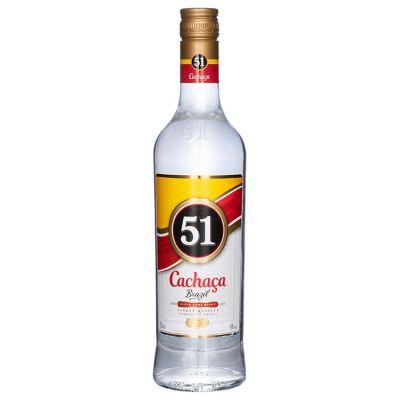 Cachaca 51 70 cl