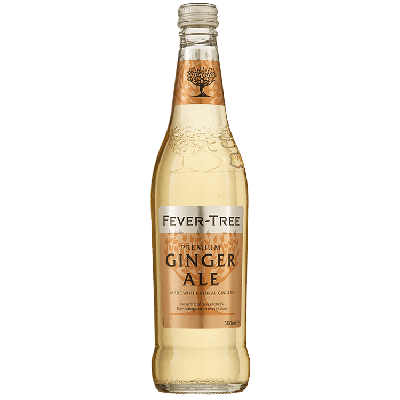 Fever-Tree  Ginger Ale 50 cl