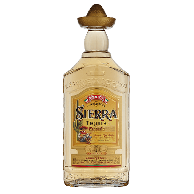 Sierra Tequila Reposado  70 cl