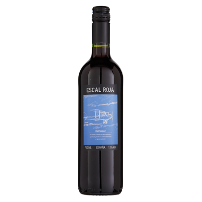 Escal Roja Tempranillo 75 cl