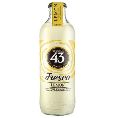 Licor 43 Fresco Lemon 25 cl