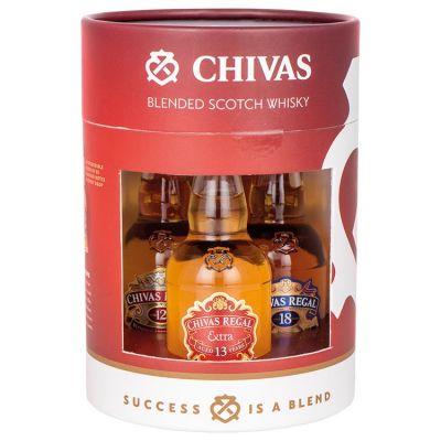 Chivas Regal Minibox 3 x 5 cl