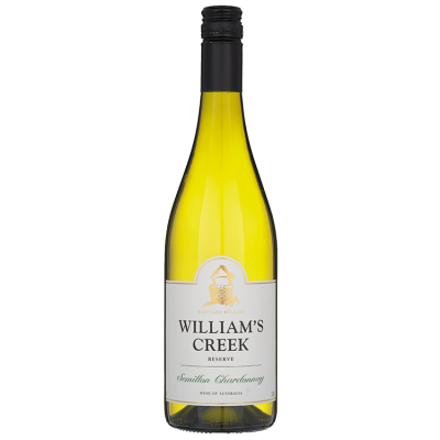 William's Creek Semillon - Chardonnay Reserve 75 cl