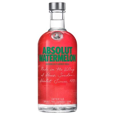 Absolut Watermelon Vodka 70 cl