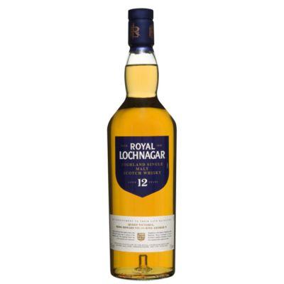Royal Lochnagar Single Malt 12 Years Whisky 70 cl